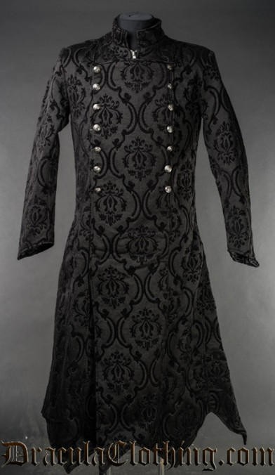 Brocade Naval Officer Coat