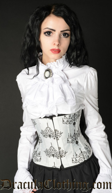 Limited Edition Candelabra Corset