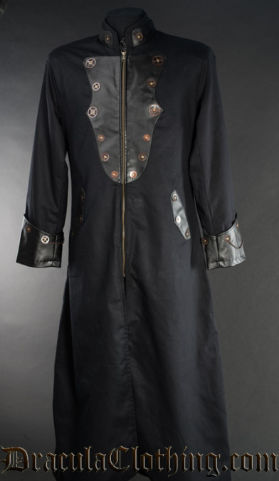 Gentleman Cogwheel Coat