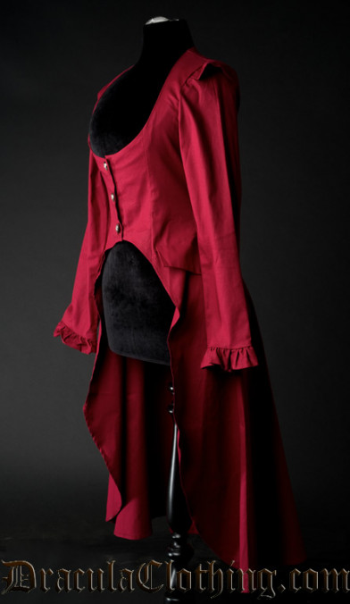 Red EGA Coat
