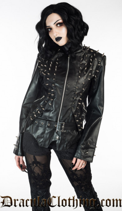 Spiked Jacket