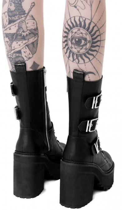Killstar Vendetta Boots